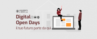Università di Siena - Digital Open Day